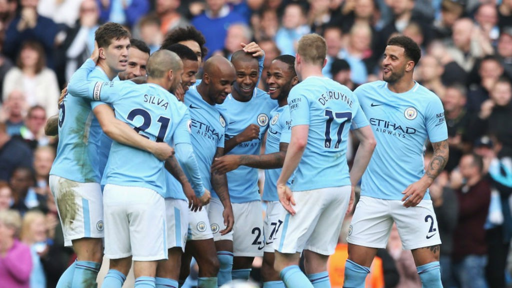 Image result for manchester city 2018