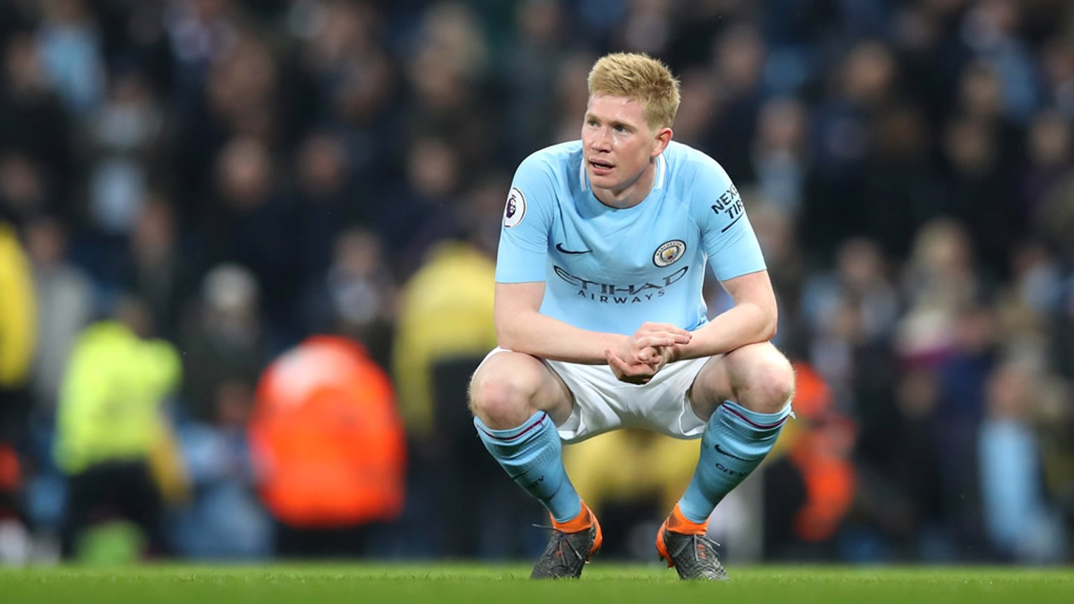 DISAPPOINTED: KDB takes a minute