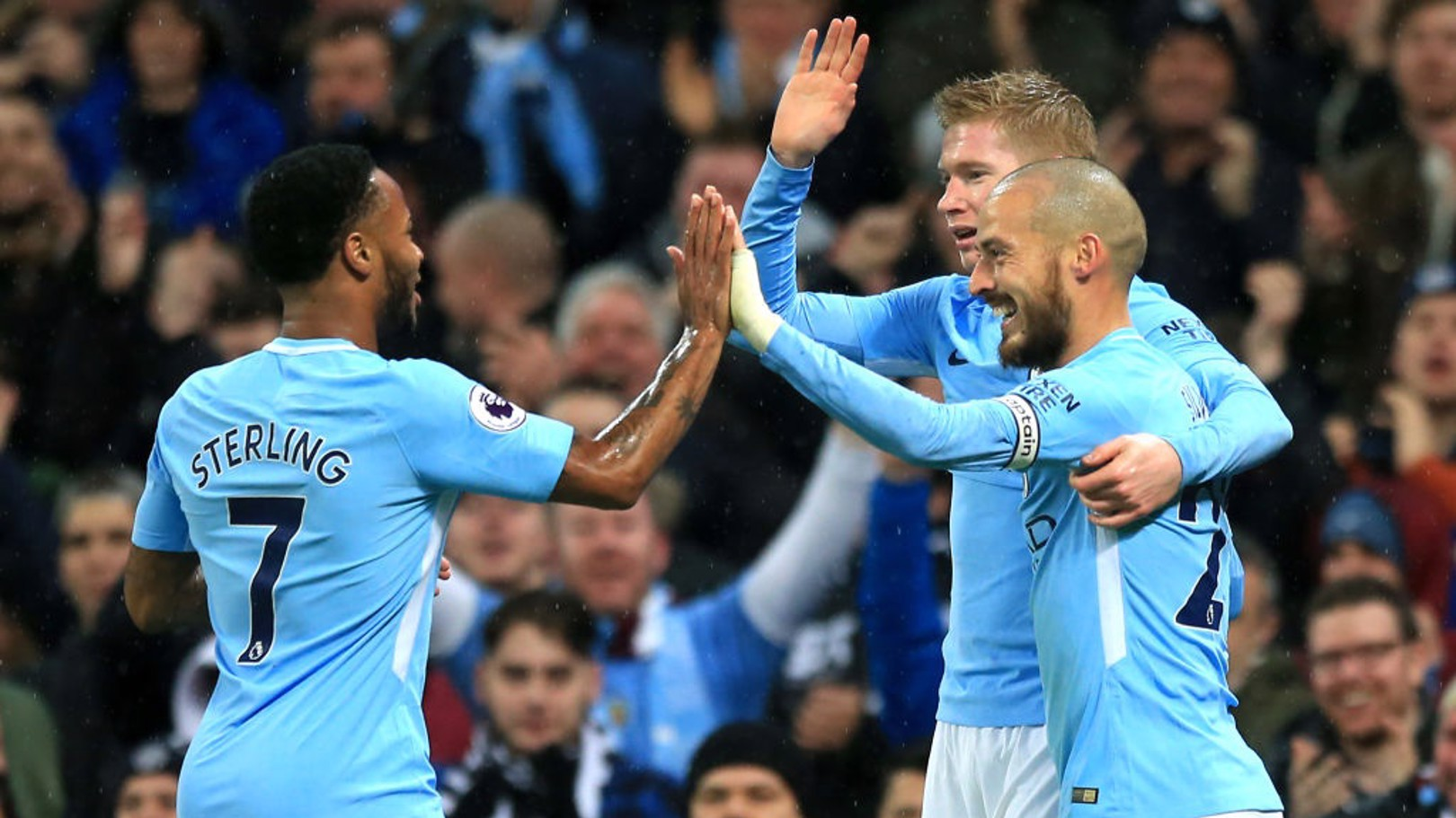 PFA AWARDS: City are well represented in this year's nominations