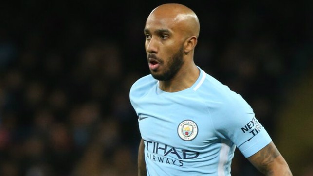 EVERY WEEKEND: Fabian Delph continued his run of games