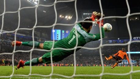 HERO: Claudio sends City through to the next round