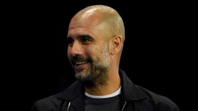 HAPPY PEP: Boss pleased