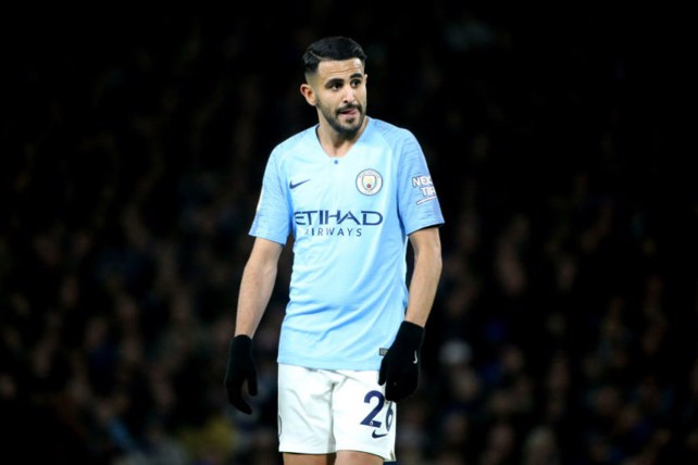 DEJECTED: It was one of those days for City