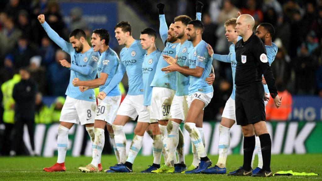 City nas semifinais da Copa da Liga após pênaltis!