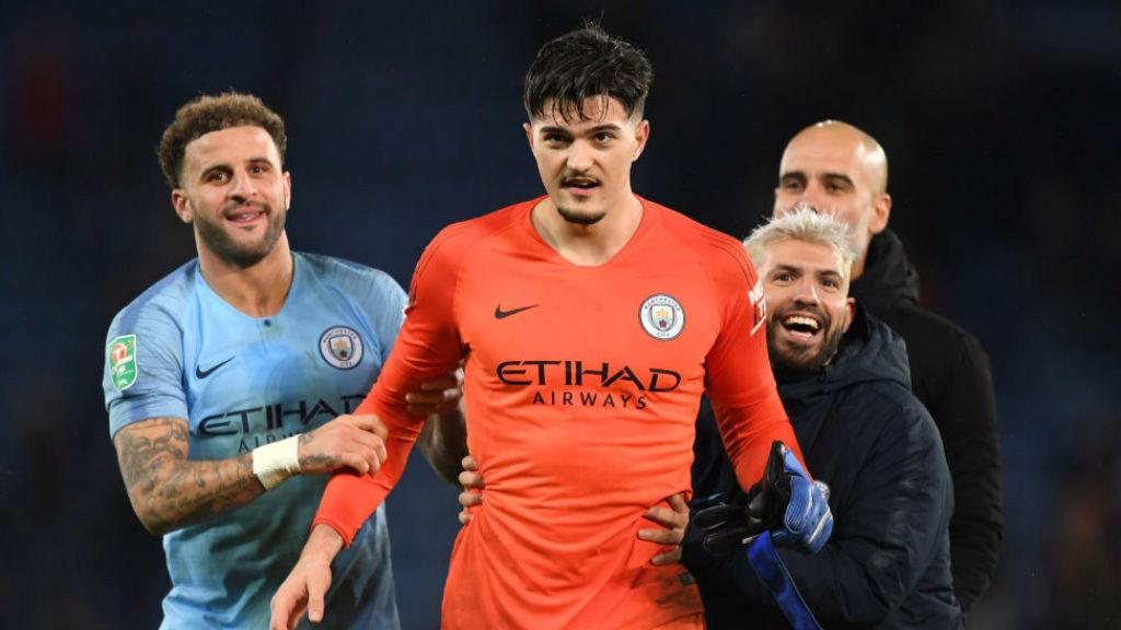 Guardiola elogia o espírito de batalha do City!