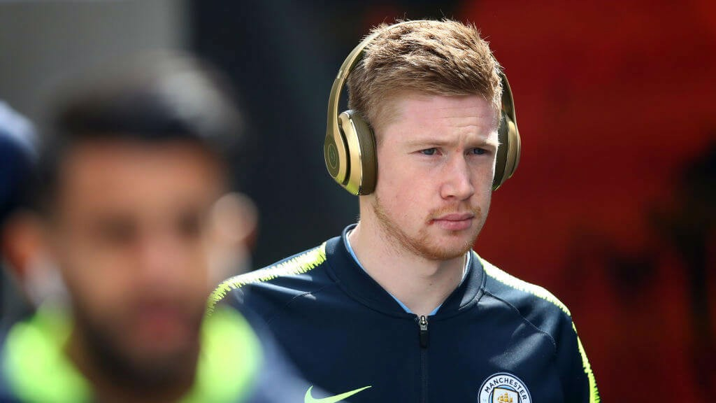 WIRED: Kevin De Bruyne is crucial to City's bid for glory