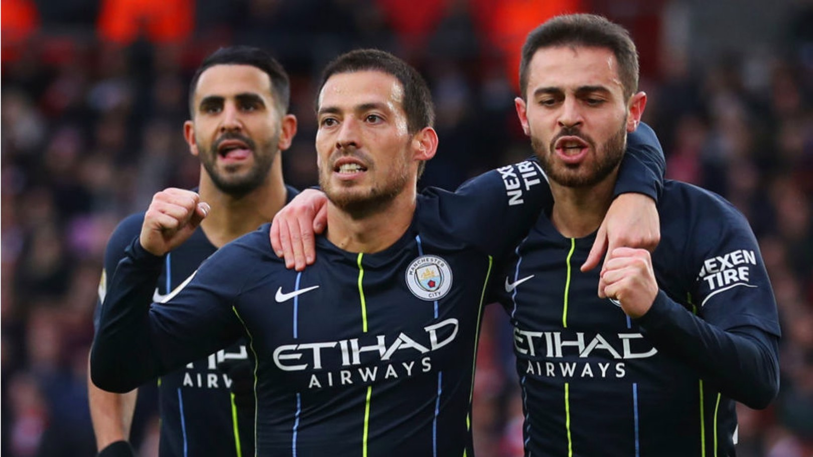 TALKING POINTS: City were excellent at St. Mary's