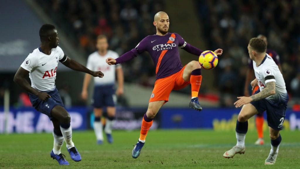 Where can I watch Tottenham v City? - Manchester City FC