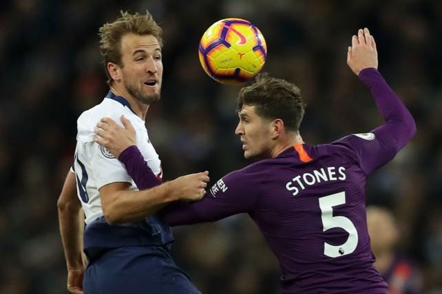 JUMP: Stones v Kane.
