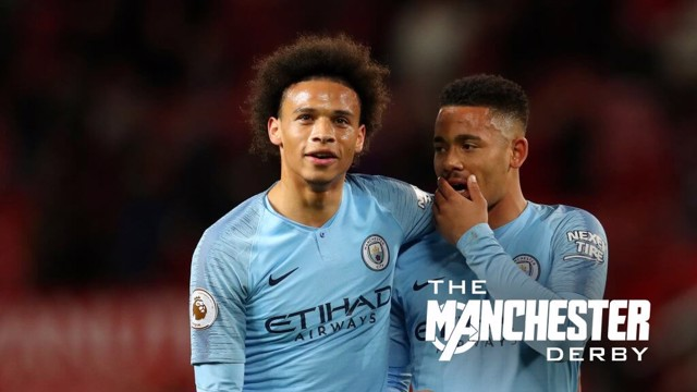 City secure vital win over Manchester United