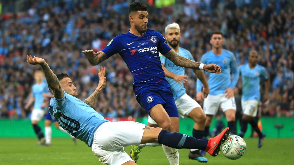 City é bicampeão da Copa da Liga Inglesa!