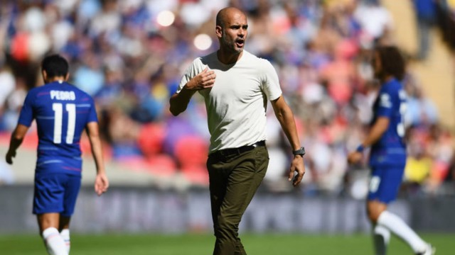 PREMIER LEAGUE: Pep has a warning for his players as we head into the new season.