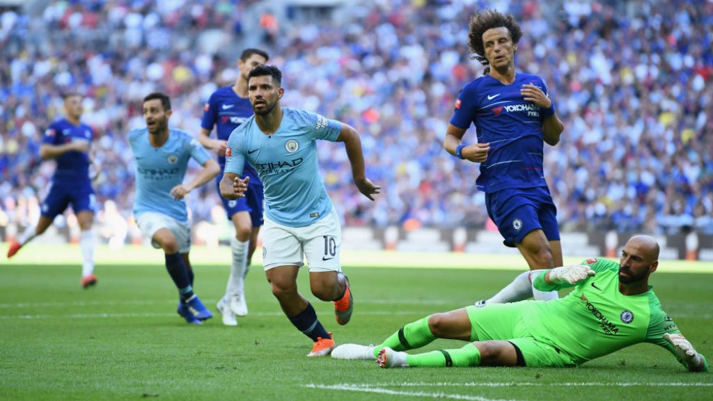 Chelsea Vs Manchester City Fc: Match Preview: Chelsea V Man City