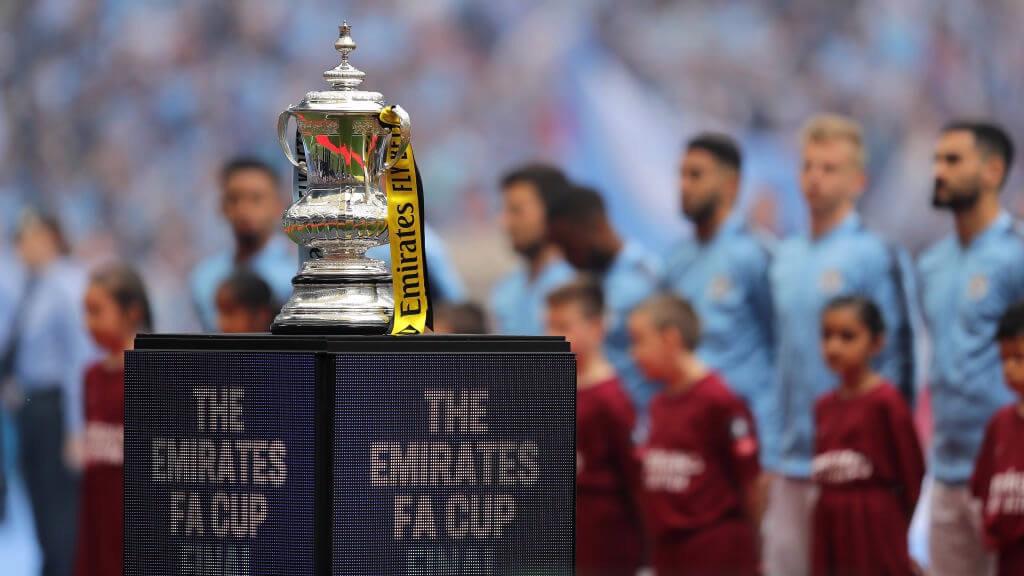 City vence a Copa da Inglaterra e faz história!