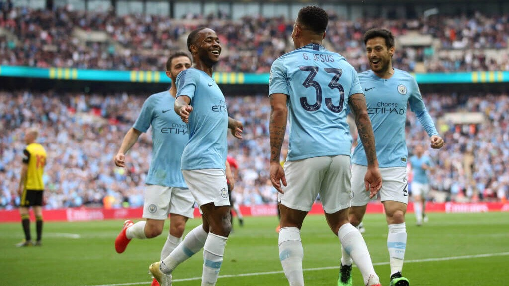 Guardiola salutes players after 'incredible' final