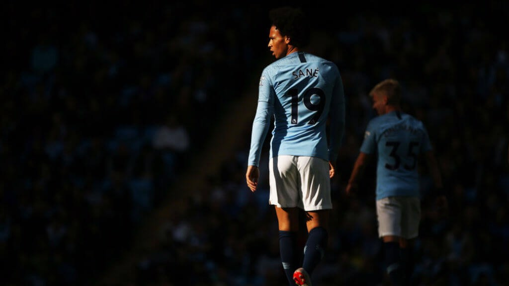 STARMAN: Sane stands out from the crowd