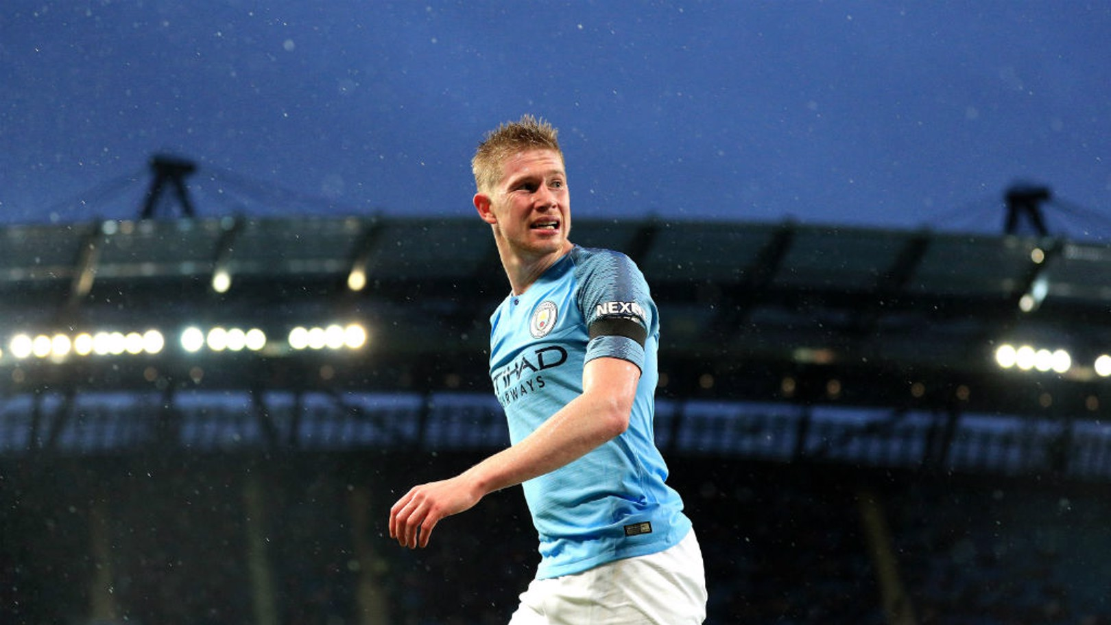 MAN OF THE MATCH: Kevin De Bruyne.