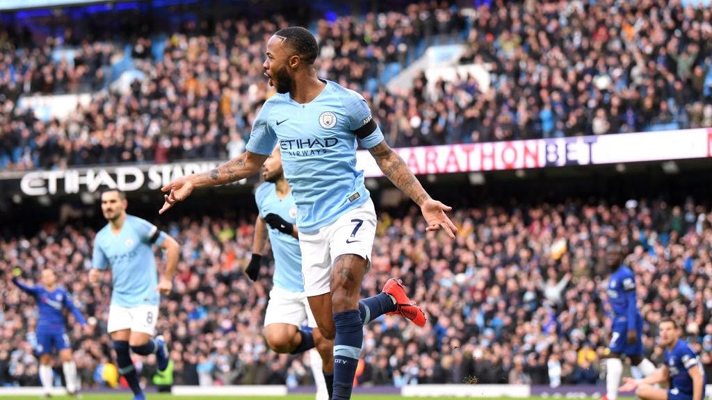 City atropela o Chelsea e segue na liderança!