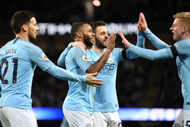 THE MORE THE MERRIER: Manchester City storm to a dominant 6-0 win over Chelsea!