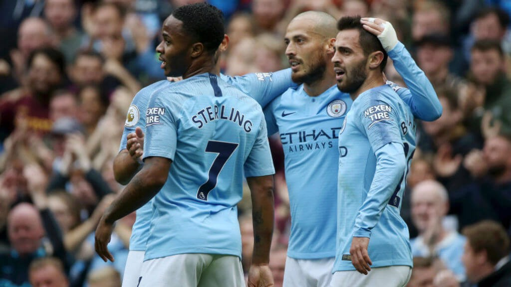 Image result for city 3-0 fulham
