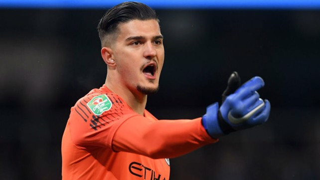 Image result for man city 2-0 fulham aro muric