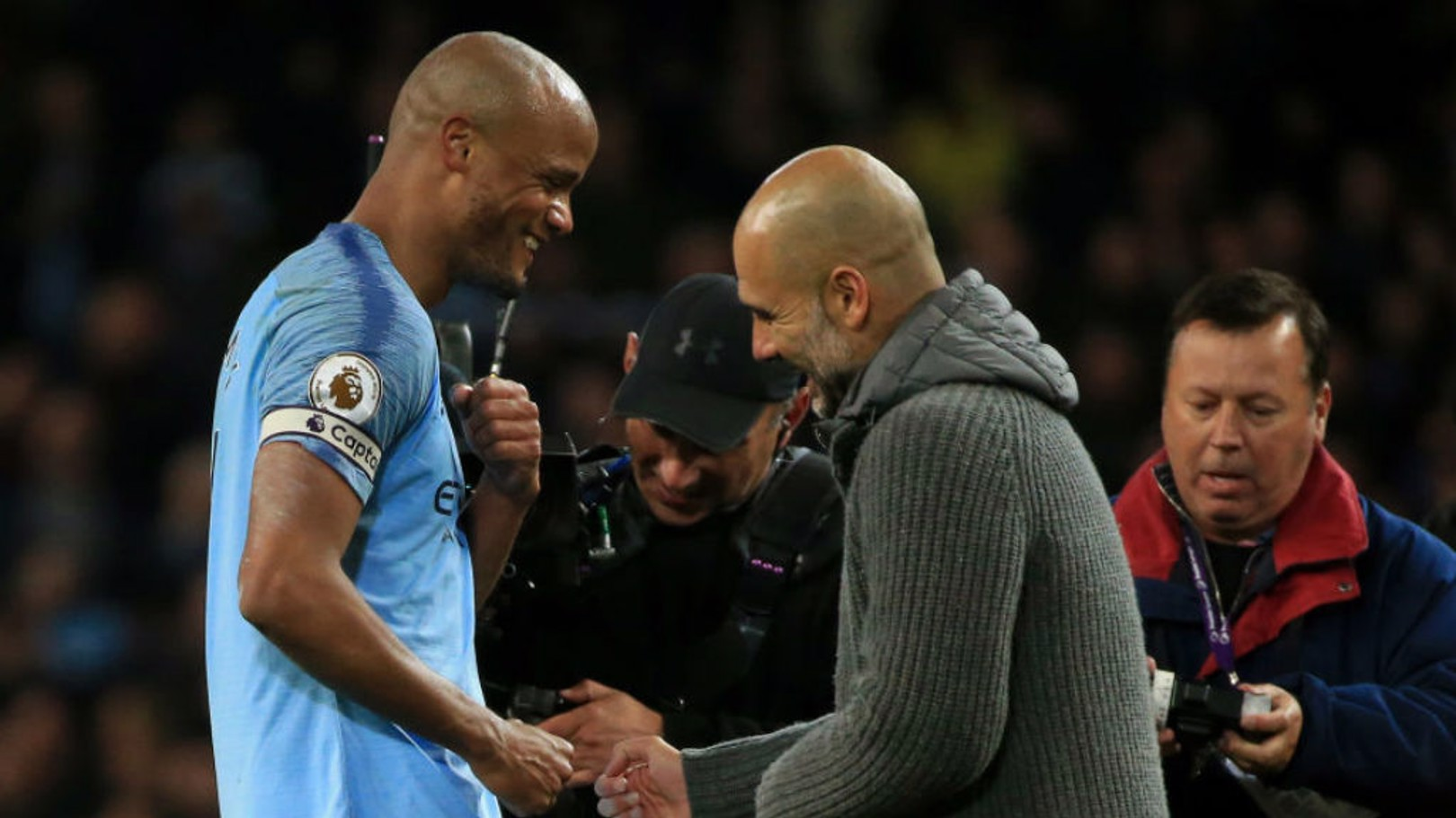 Guardiola: Nothing is won yet