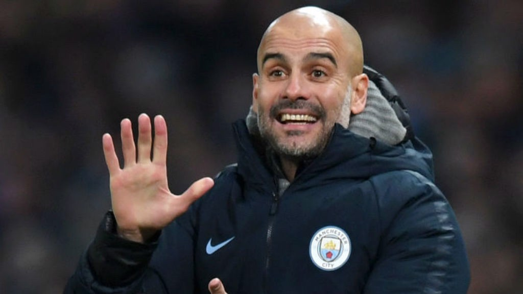 PEP TALK: The boss urges the Blues on