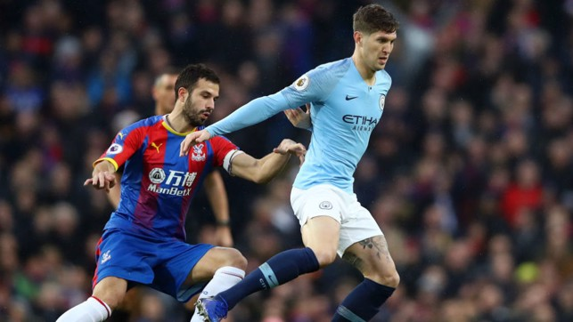 ROLLING STONES: John holds off Luka Milivojević