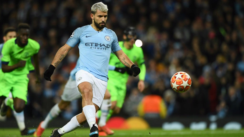 Cetak tujuh gol, City lolos ke delapan besar UCL