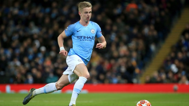 ETIHAD POTM: Oleksandr Zinchenko answers your questions after picking up February's Player of the Month award