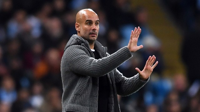 DIRECTOR: Pep issues instructions