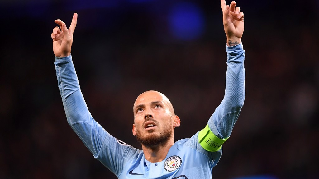 David Silva Comparison With Europe S Top Playmakers Manchester