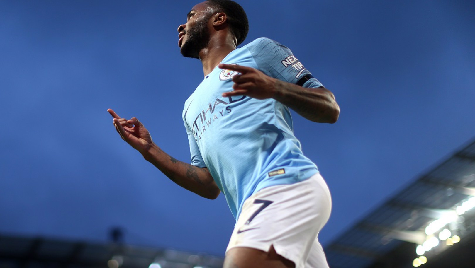 POTM: Sterling has been named PL Player of the Month