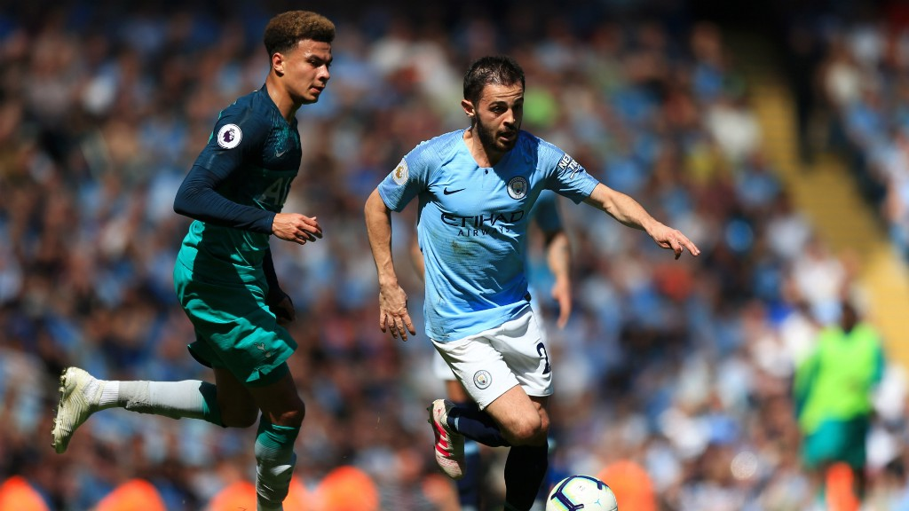 8ddcf549c0 Man City v Tottenham: Key Stats - Manchester City FC