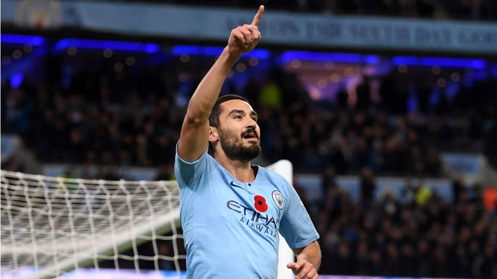 Pep: Gundogan could be future Ferna successor