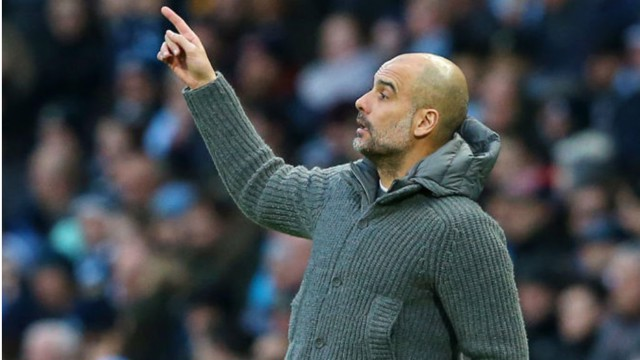 PEP'S POINTER: The boss fires out instructions