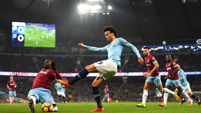 LIVELY LEROY: sane attempts to create an opening