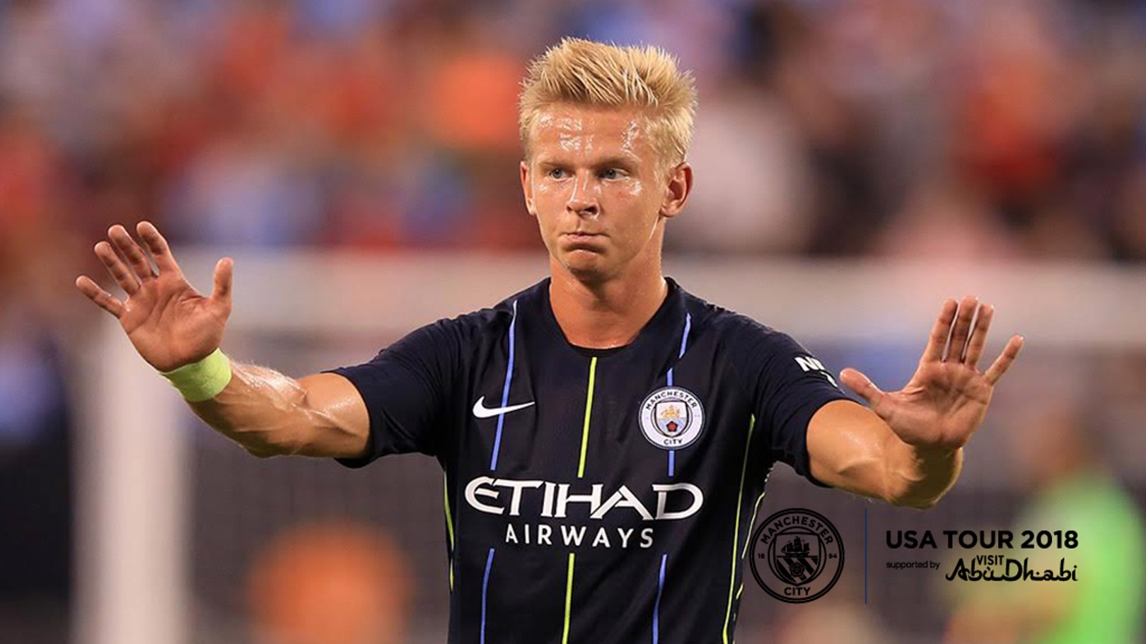 CALM: Zinchenko slows things down