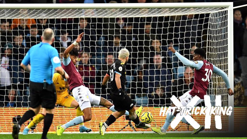 GOAL GLUT: Watch all of City's six goals against Aston Villa.