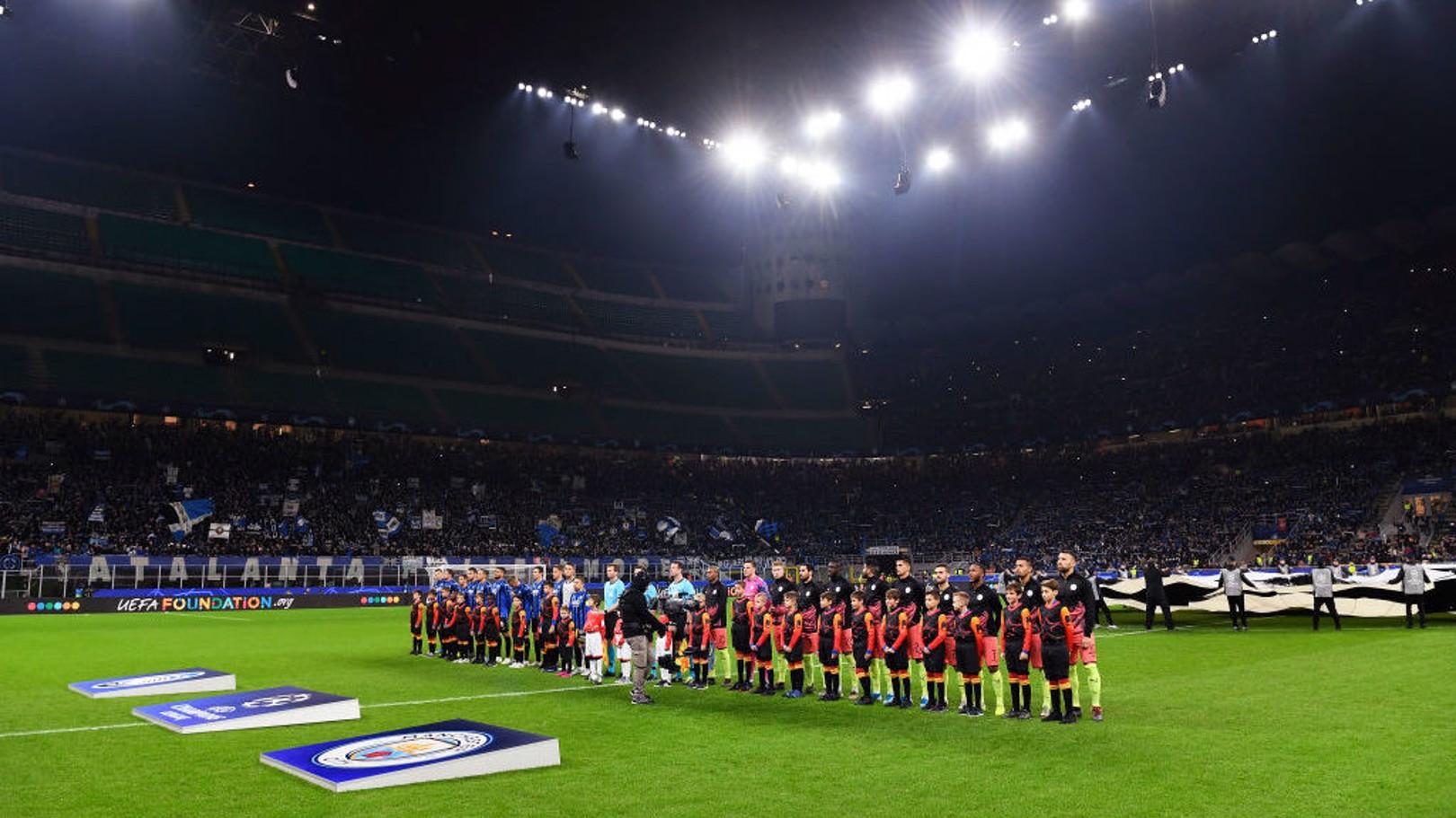 Dinamo Zagreb y Manchester City cierran el Grupo C de la Liga de Campeones.