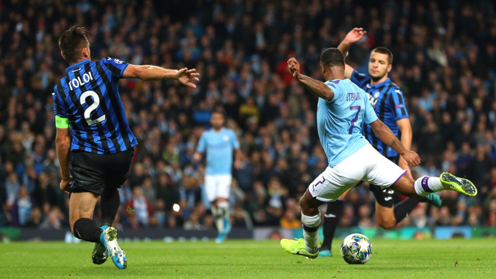 NOMINEES: Seven City players have been shortlisted for a place in the UEFA Team of the Year