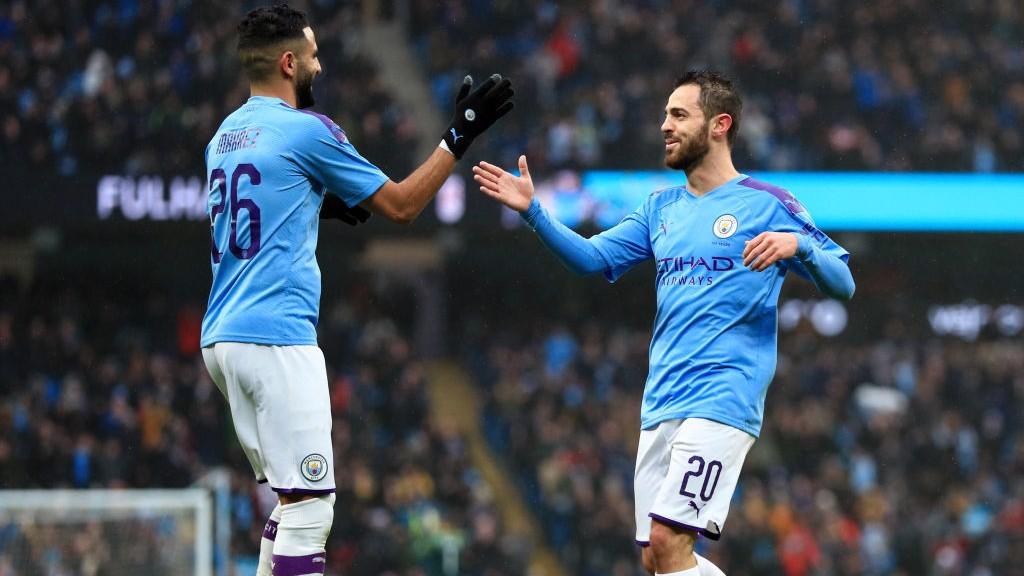 City melaju ke putaran kelima Piala FA