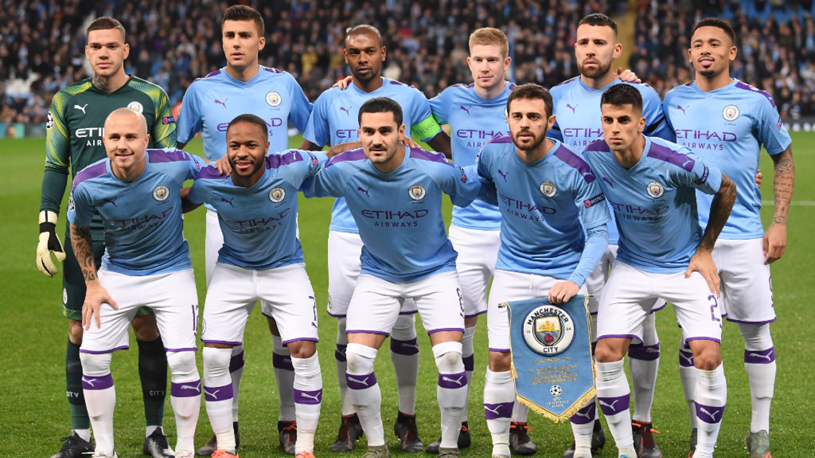 TICKET INFO: City host Real Madrid in the Champions League last-16