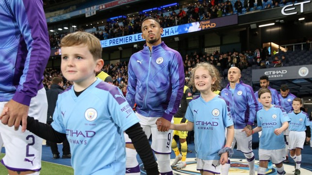 PRICELESS MOMENT: A smile as big as the Etihad!