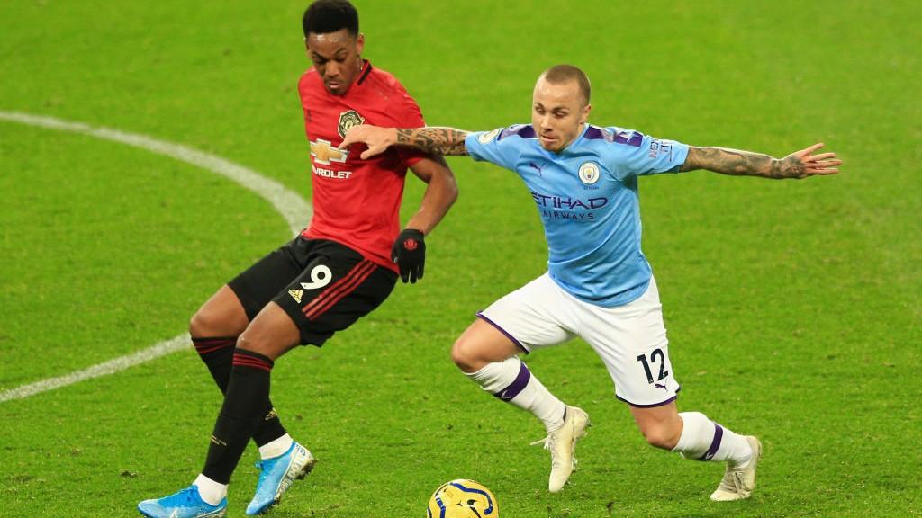City s'incline dans le Derby de Manchester
