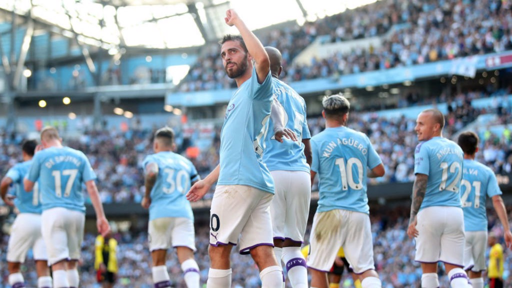 SPECIAL GROUP: City have the know-how