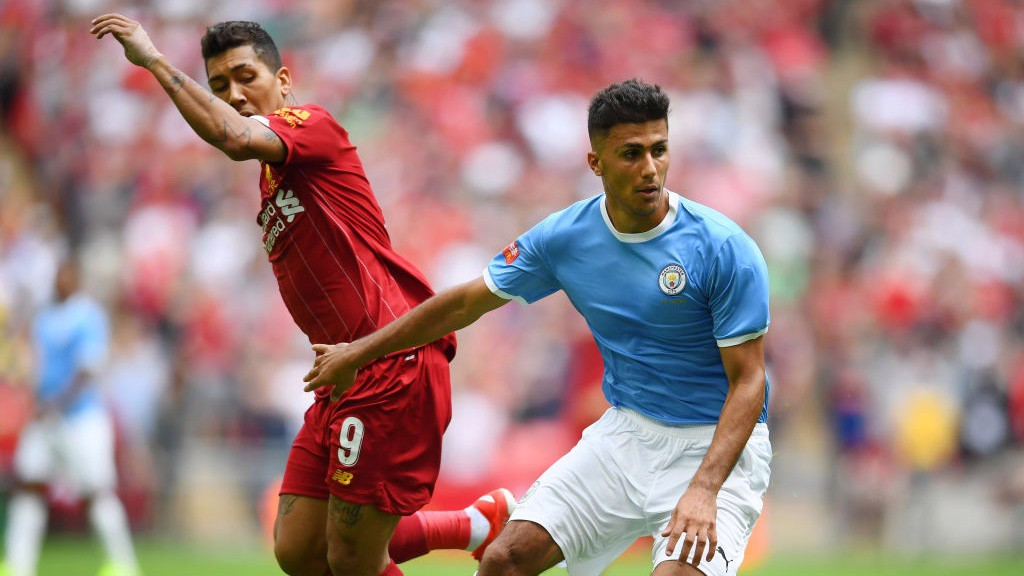 RODRI: On guard for Newcastle