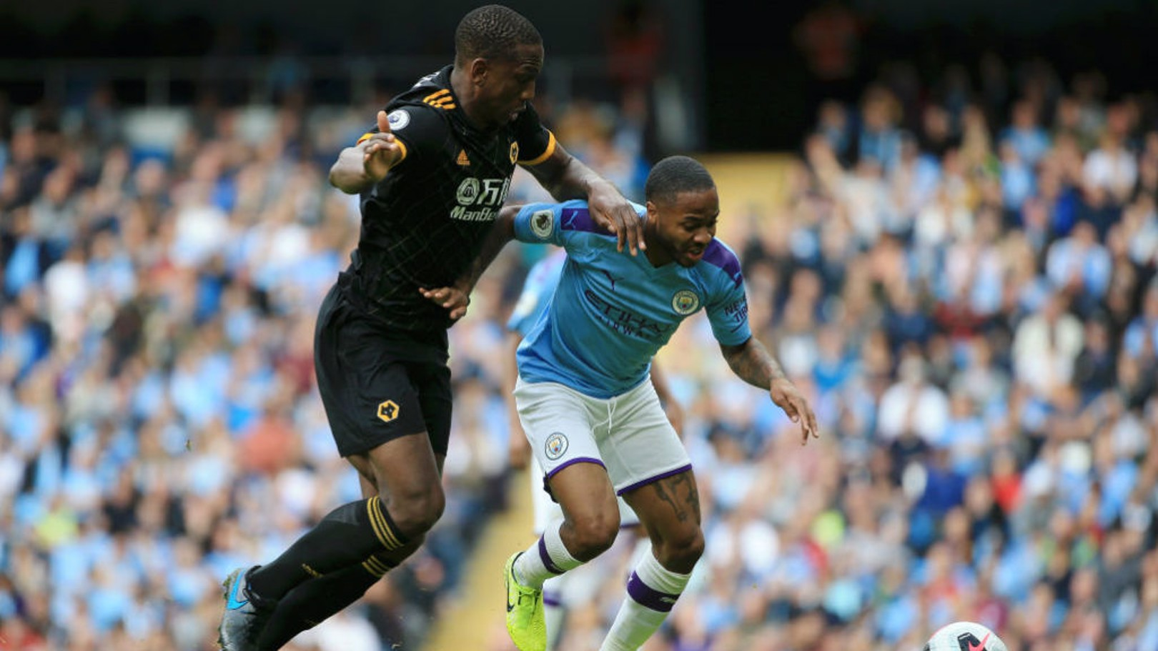 AMAZON PRIME: Watch City take on Wolves and Burnley in December