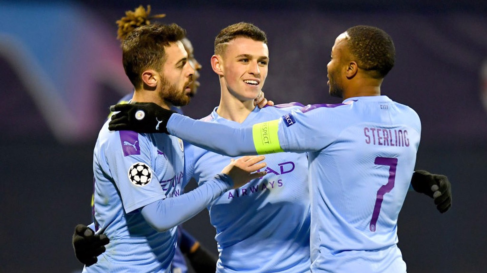 TEAM NEWS: Phil Foden starts at Arsenal after a fine display in midweek