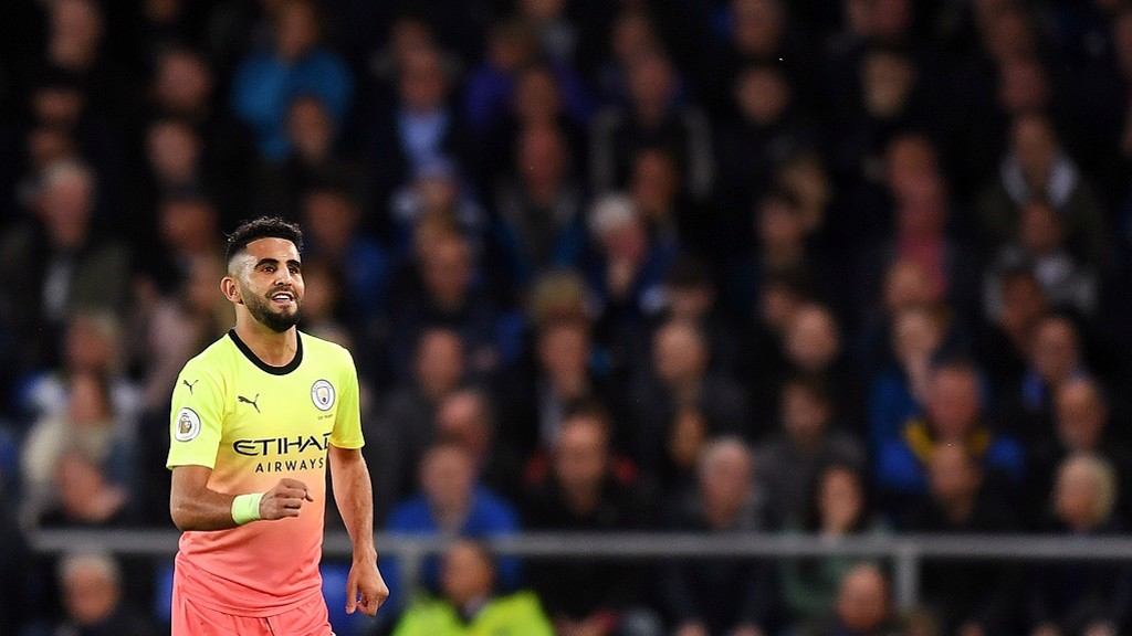 MAHREZ: Fine month for our Algerian winger
